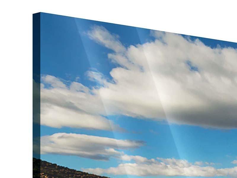 Impresion en Acrilico Panoramico Reflejos en el agua del lago