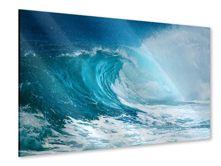 Acrylic Print The Perfect Wave
