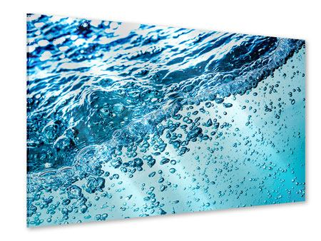 Acrylic Print Water In Motion