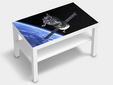 Furniture Foil Flight in Space