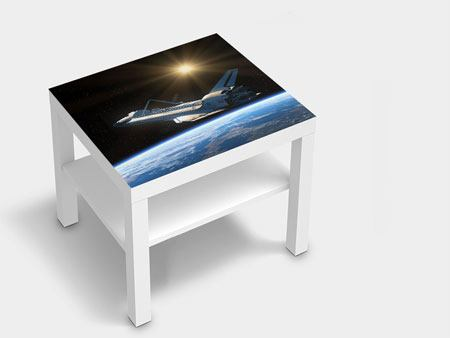 Furniture Foil The Spaceship