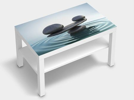Furniture Foil Stone Balance