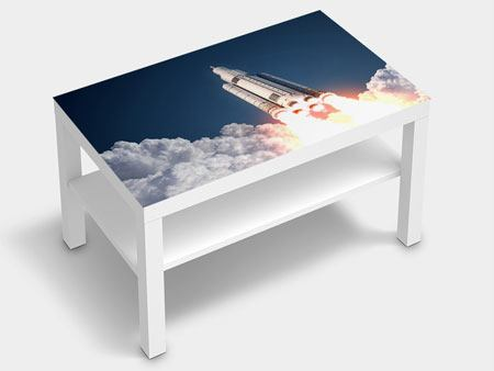 Furniture Foil Rocket Start
