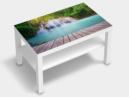 Furniture Foil Terrace At The Waterfall