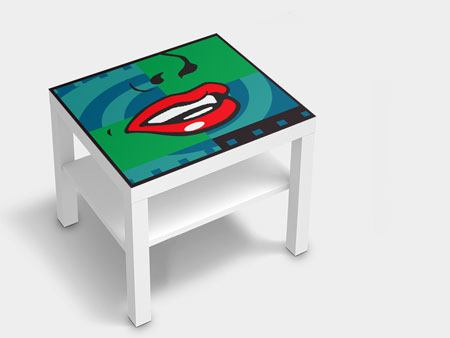 Furniture Foil The Mouth