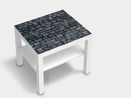Furniture Foil Grey Stone Wall