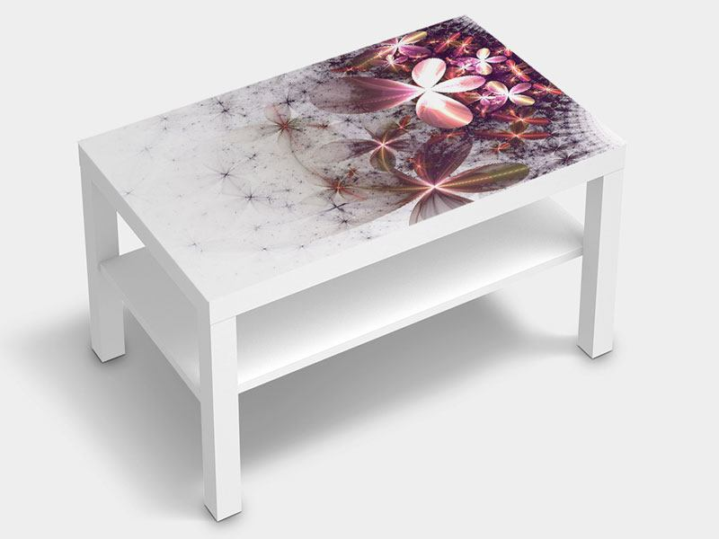 Furniture Foil Abstract Floral