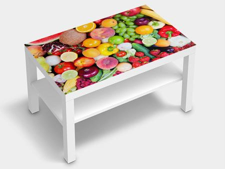 Furniture Foil Fresh Fruit
