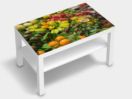 Furniture Foil Fruits