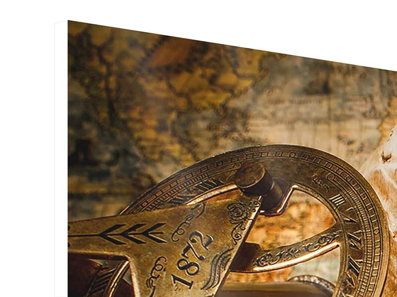 Panoramic Forex Print Treasure Hunt