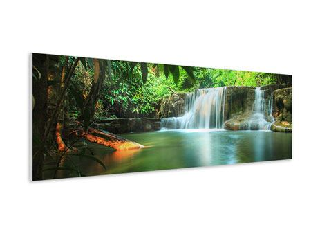 Panoramic Forex Print Element Water