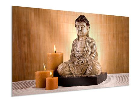 Forex Print Buddha In Meditation