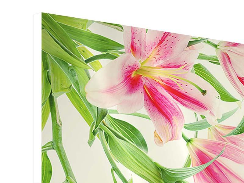 Forex Print Lilies On Water