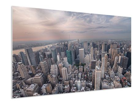 Forex Print Skyline View Over Manhattan