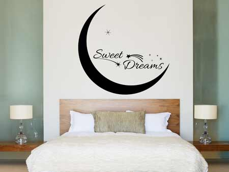 Sticker muraux Sweet Dreams 2