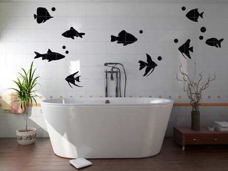 Wall Sticker 9 peces