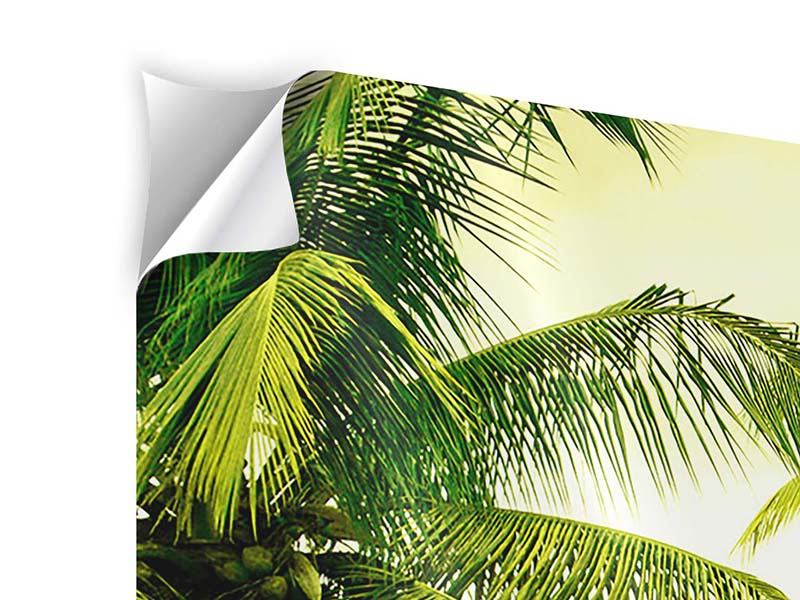 5 Piece Self-Adhesive Poster Mural Ready for a vacation