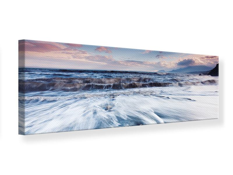 Panoramic Canvas Print Place of Longine