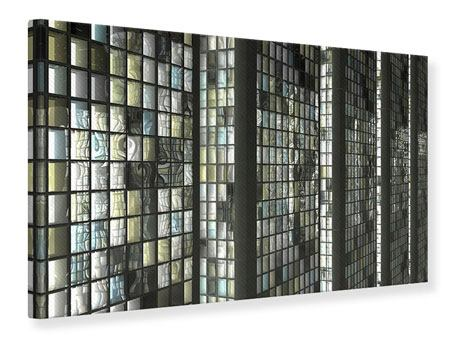 Canvas Print Windows