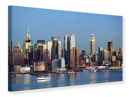Impresion en Canvas Horizonte de Midtown (Manhattan)