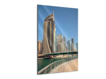 Metallic Print Walk In Dubai
