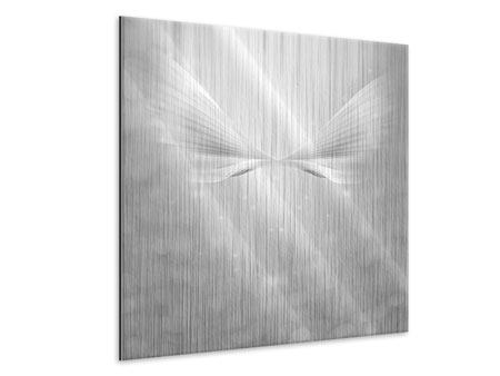 Metallic Print Angel Wings