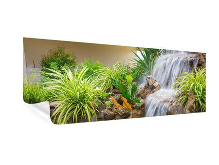 Panoramic Poster Garden Of Eden