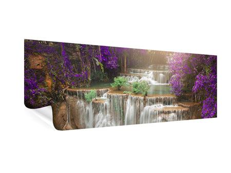 Panoramic Poster Photowallpaper Garden Eden