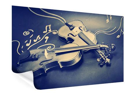 Poster Violons