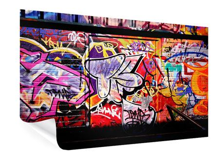 Poster Graffiti Wall Art