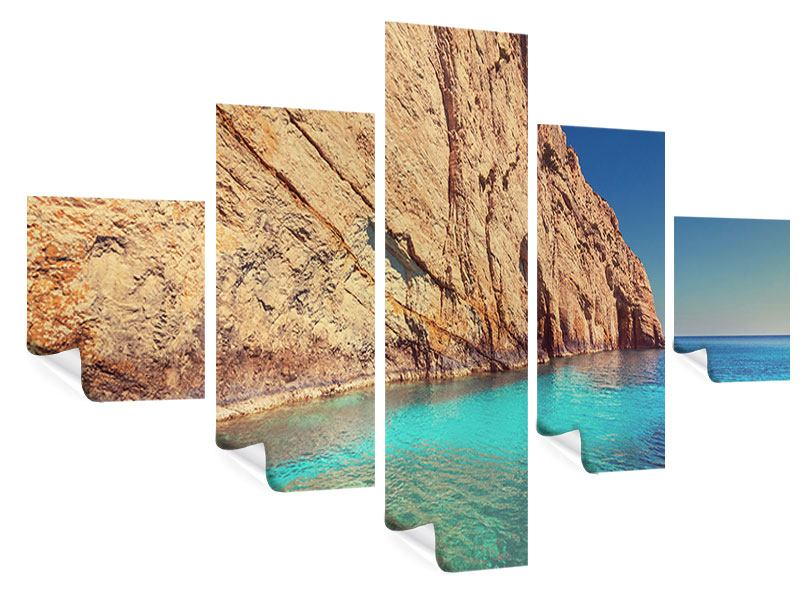 5 Piece Poster Water