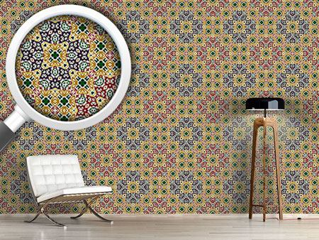 Design Wallpaper Spicy Tiles