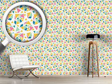 Design Wallpaper Abstract Candy
