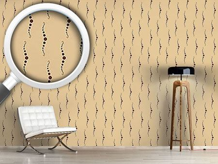 Design Wallpaper Pearl Diver Sand