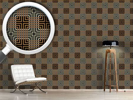 Design Wallpaper Labyrinth