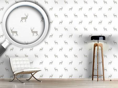 Design Wallpaper Cock-and-bull Stories