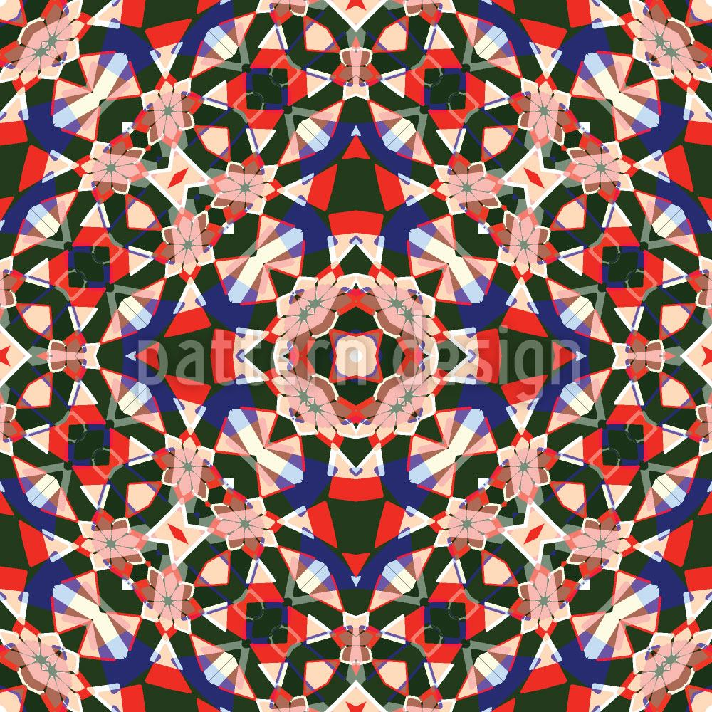 Design Wallpaper Kaleidoscope