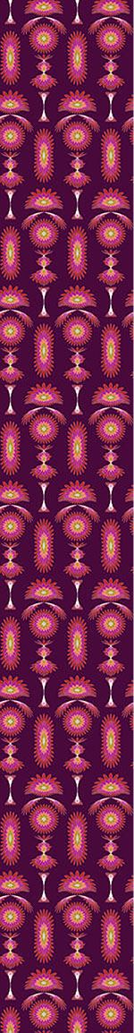 Design Wallpaper Boa Purple