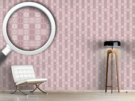 Design Wallpaper Afro Rose