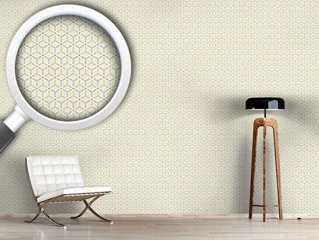 Design Wallpaper Maroc Yellow