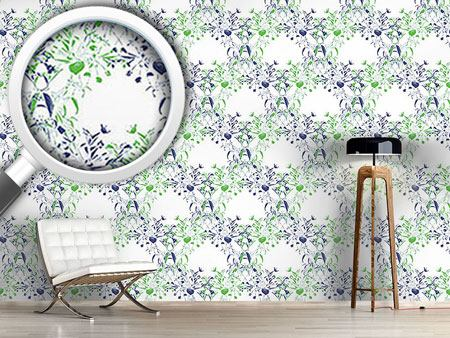 Design Wallpaper Flower Bouquet