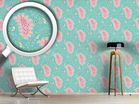 Design Wallpaper Exotic Tendrillars