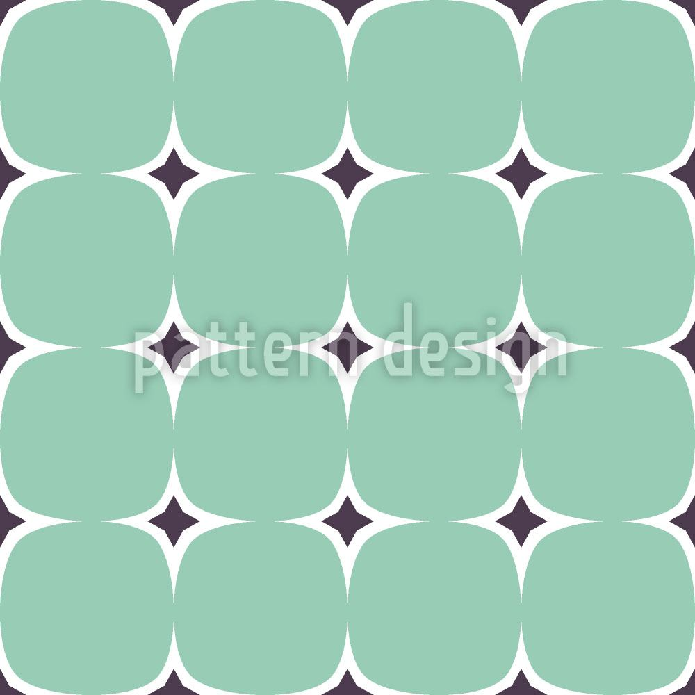 Design Wallpaper Rounded Square
