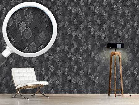 Papier peint design Nuance In Grey