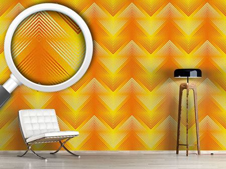 Design Wallpaper Philharmonic Zig Zag