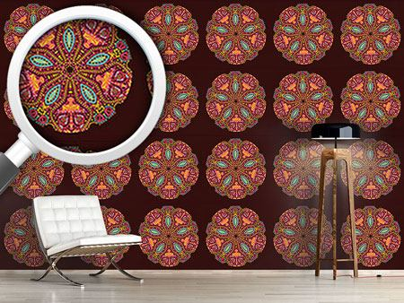Design Wallpaper The Mandala Of The Maharani