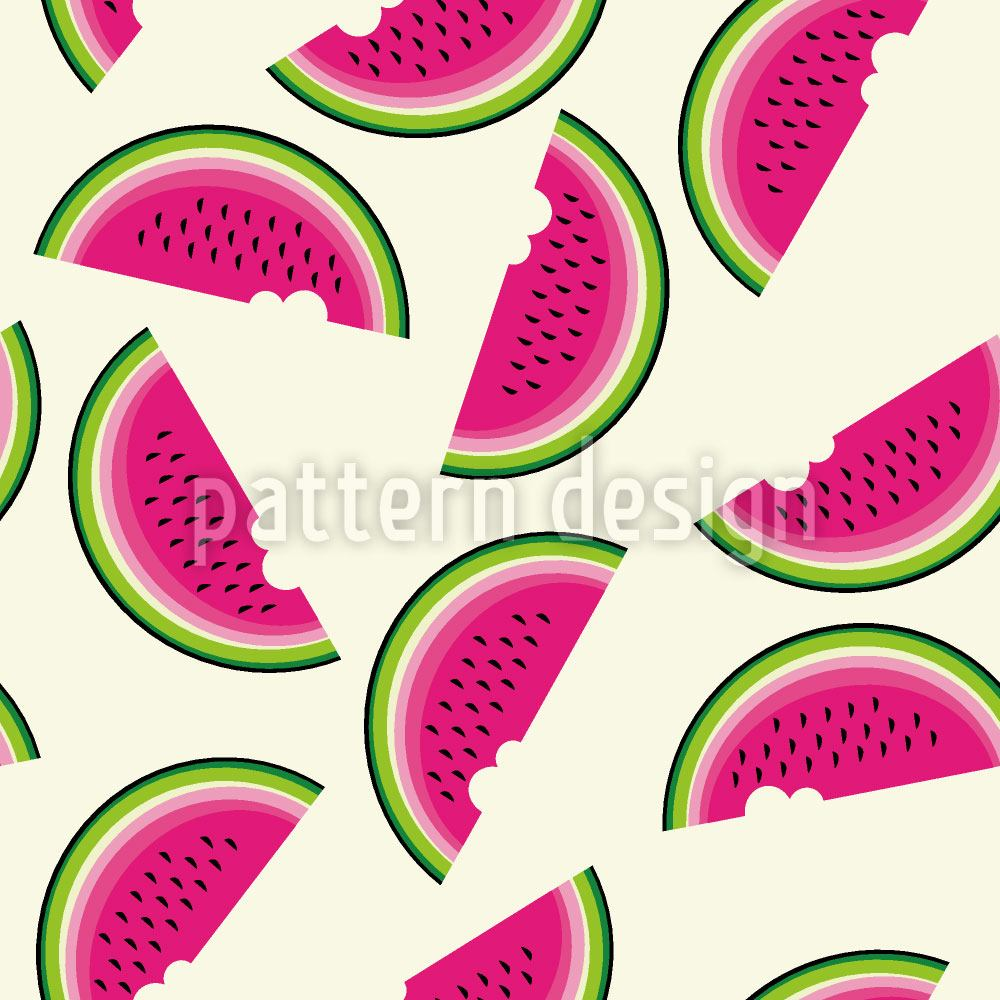 Papel tapiz de diseño Melons For Breakfast