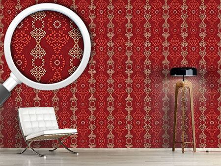 Design Wallpaper Eastern Arabesques