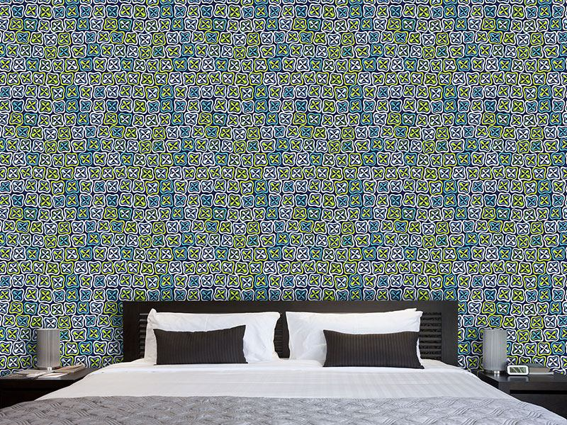 Design Wallpaper Fresh Crossover Mosaic