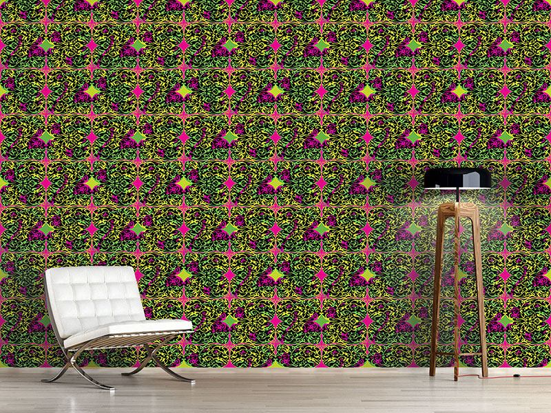 Design Wallpaper Pop Art Renaissance